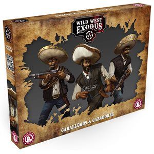 Wild West Exodus: Outlaws: Caballeros and Cazadores