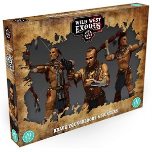 Wild West Exodus: Warrior Nation: Brave Youngbloods and Hunters