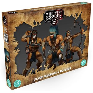 Wild West Exodus: Warrior Nation: Plains Warriors and Stalkers