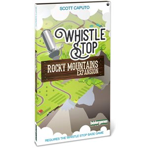 Whistle Stop: Expansion - Rocky Mountains ^ Aug