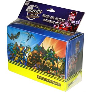Marvel Dice Masters Magnetic Box
