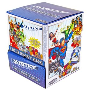 DC Dice Masters - Justice League 90ct. Gravity Feed