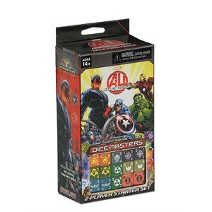 Marvel Dice Masters : Avengers - Age of Ultron Starter Set