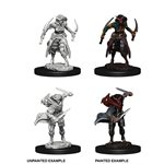 D&D Nolzur's Marvelous Unpainted Miniatures: Wave 7: Tiefling Female Rogue ^ Jan 9, 2019