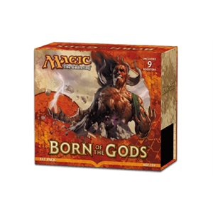 Magic: The Gathering: Born Of The Gods Booster