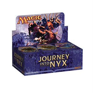 Magic: The Gathering: Journey Into Nyx Booster