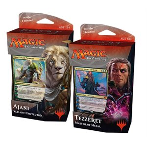 Magic: The Gathering: Aether Revolt Planeswalker Deck Display