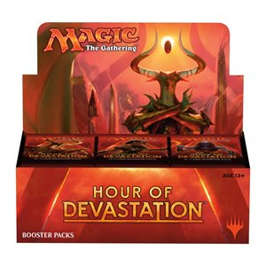 Magic the Gathering: Hour of Devastation Booster