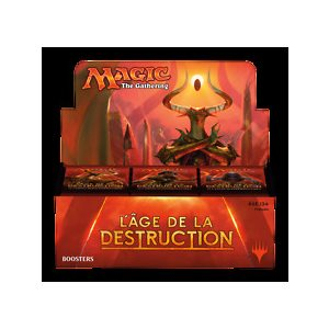Magic the Gathering: French Hour of Devastation Booster