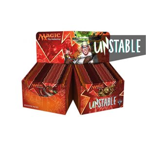 Magic the Gathering: Unstable Booster