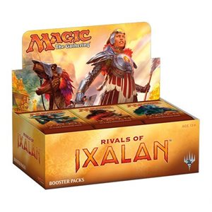 Magic the Gathering: Rivals of Ixalan Booster^Jan 2018