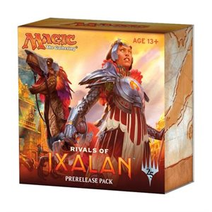 Magic the Gathering: Rivals of Ixalan Prerelease Pack^Jan 2018