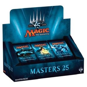 Magic the Gathering: Masters 25 Booster