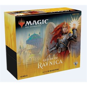 Magic the Gathering: Guilds of Ravnica Bundle ^ Oct 5