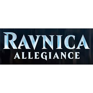 Magic the Gathering: Ravnica Allegiance Theme Booster ^ Jan 18 2019