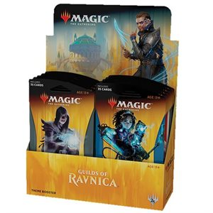 Magic the Gathering:  Guilds of Ravnica Theme Booster ^ Oct 5