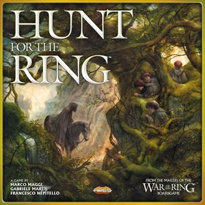 Lord of the Rings: Hunt for the Ring ^ Jan 17