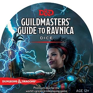 Dungeons & Dragons: Guildmasters' Guide to Ravnica Dice ^ Nov 20