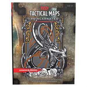 Dungeons & Dragons: Tactical Maps Reincarnated ^ Feb 19, 2019