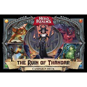 Hero Realms: The Ruin Of Thander Campaign Deck