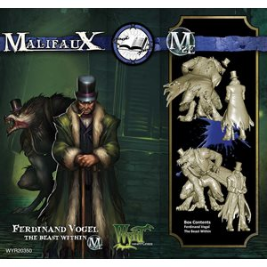 Malifaux 2nd Edition: The Beast Within & Ferdinand Vogel