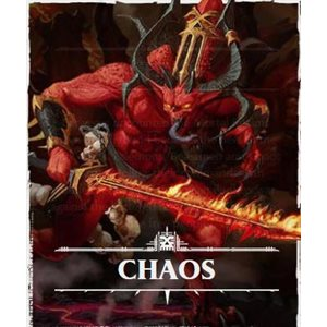 Warhammer Age of Sigmar Champions Collectible Card Game: Campaign Deck - Chaos ^ Aug 2