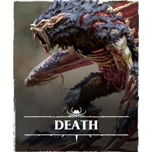 Warhammer Age of Sigmar Champions Collectible Card Game: Campaign Deck - Death ^ Aug 2