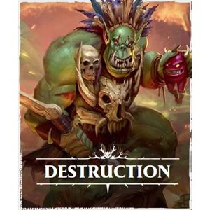 Warhammer Age of Sigmar Champions Collectible Card Game: Campaign Deck - Destruction ^ Aug 2