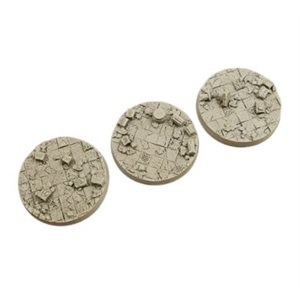 Bases: Ancient, Round 50mm (2)