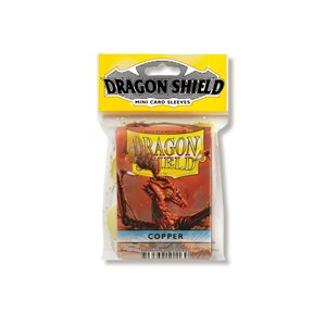 Sleeves: Dragon Shield Japanese Copper (50)
