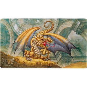 Dragon Shield Playmat Limited Edition Gold Gygex