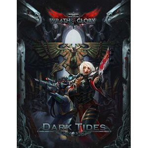 Warhammer 40K: Wrath & Glory Dark Tides Adventure (BOOK)
