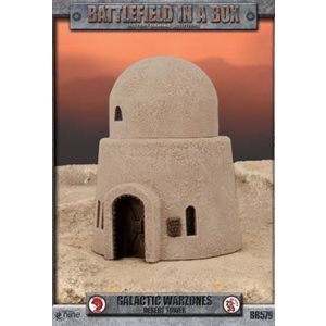Battlefield in a Box: Galactic Warzones - Desert Tower ^ Jun