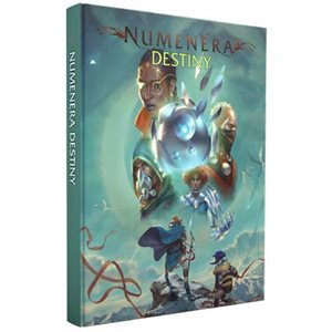 Numenera Destiny (BOOK) (HC)  ^ Jul