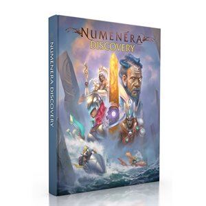 Numenera Discovery (BOOK)  (HC) ^ Jul
