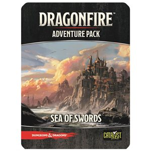 Dungeons & Dragons DragonFire Adventures Sea of Swords