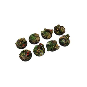 Bases: Forest, Round 32mm (4)