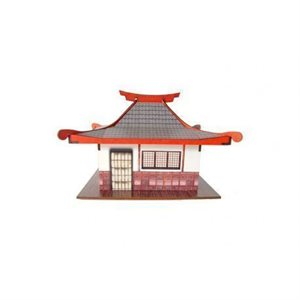 Prepainted Terrain: Heimini House 2 - Shogunate Japan