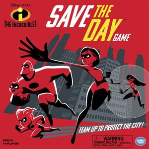 Incredibles Save the Day