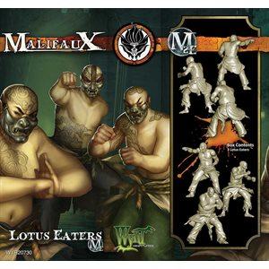 Malifaux 2nd Edition: Lotus Eater