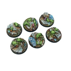 Bases: Mystic, Round Lipped 40mm (2)