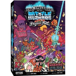 Epic Spell Wars of the Battle Wizards 4: Panic at the Pleasure Palace ^ Aug