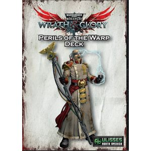 Warhammer 40K: Wrath & Glory Perils of the Warp Deck (55-Card Deck)