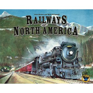 Railways of the World: Expansion - North America