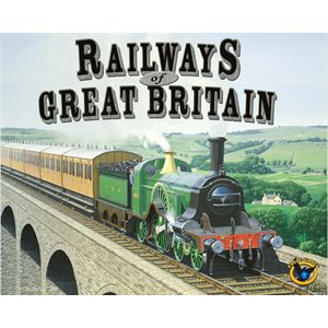 Railways of the World: Expansion - Great Britain