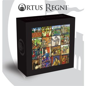 Ortus Regni: Expansion #1 (Green and Gold) ^ Jul