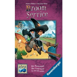 Broom Service The Card Game ^ Jun