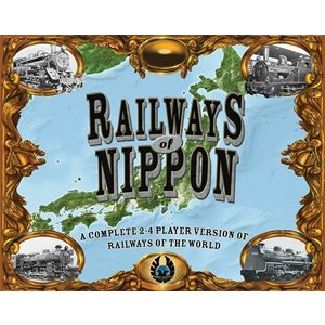 Railways of the World: Expansion - Nippon Engineers Edition