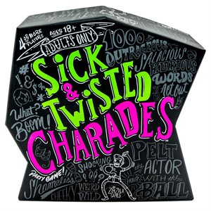 Sick & Twisted Charades ^ Jul