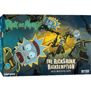 Rick and Morty: The Rickshank Redemption ^ Aug